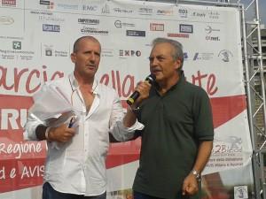 Anche il Presidente Assintel Giorgio Rapari all'Innovation Running
