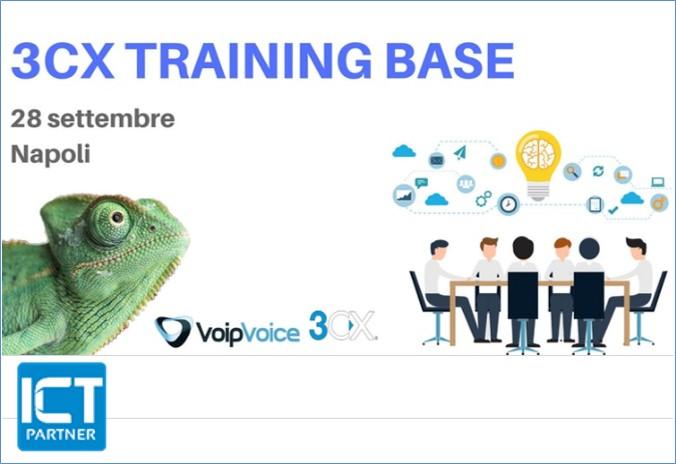 Corso di formazione: 3CX TRAINING BASE V 15 - Assintel