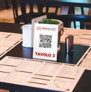 app comanda pizzeria al tavolo con qr code